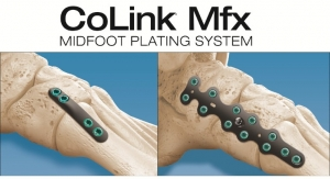 In2Bones Rolls Out CoLink Mfx Midfoot Plates in U.S.