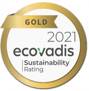 EcoVadis Awards LipoTrue the 2021 Gold Medal for Sustainability Management System