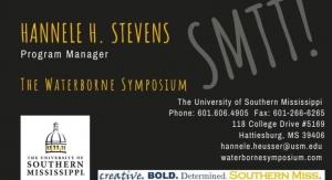 Robson Storey Named 2022 Waterborne Symposium Plenary Speaker