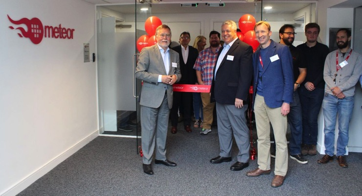 Meteor Inkjet Celebrates Growth with Significant Expansion of Facilitites