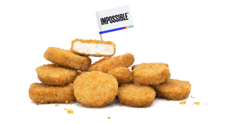 Impossible Foods Launches Plant-Based Chicken Nuggets