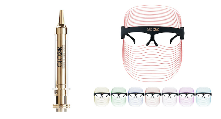 Glo24K Says Its LED Beauty Devices are the Future of Skin Care