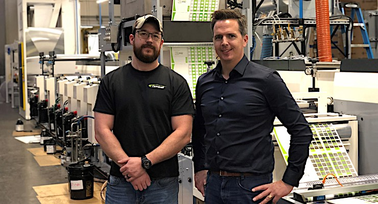 MPS EXL-Packaging flexo press enables Omnicell to increase production