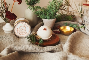 Life Elements Welcomes the Warmth of the Fall Season with CBD-infused Holiday Bath Bomb