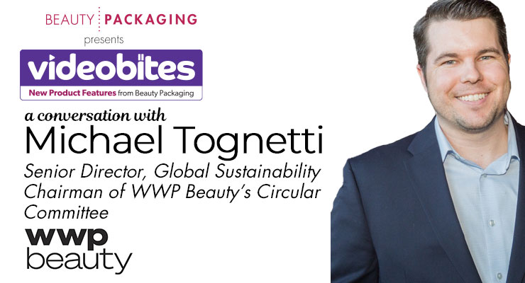 Videobite: New Sustainable Packaging Options from WWP Beauty