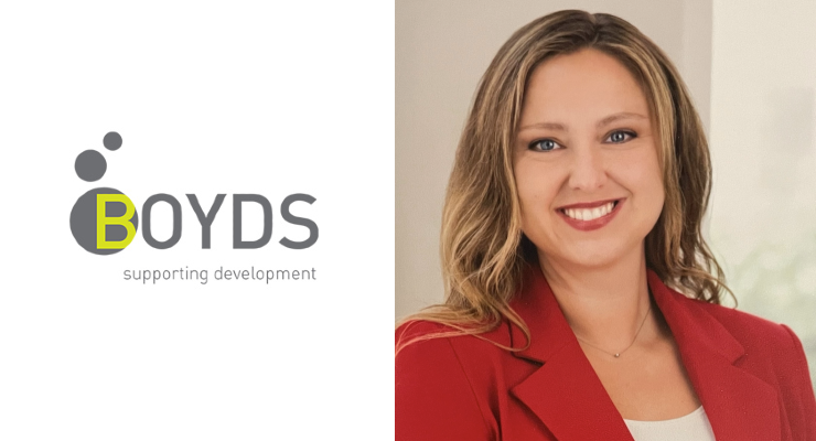 Boyds Opens US Office in PA