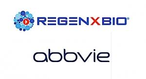 AbbVie, REGENXBIO Enter Eye Care Collaboration