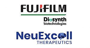 FUJIFILM Diosynth Biotechnologies, NeuExcell Enter Gene Therapy Mfg. Pact