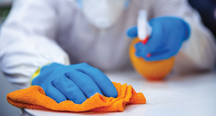 Disinfectant Efficacy Testing: How Limiting Bioburden Keeps You Compliant