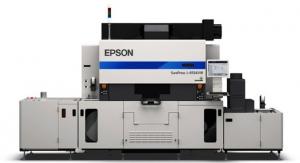 Epson to Showcase SurePress UV Digital Label Press at Label Congress 2021