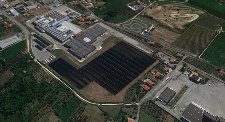 Ontex Breaks Ground on Solar Plant Project