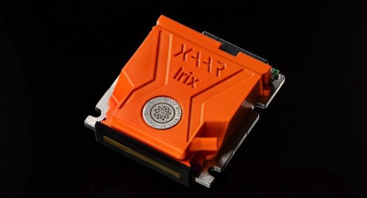 Xaar debuts new Irix printhead