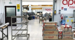 Apex Italy completes factory expansion