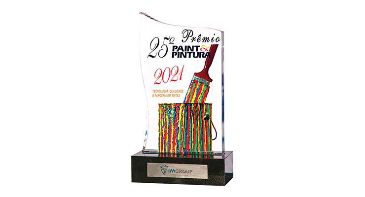 IM Group Wins Award for Best Industrial Tinting System in Brazil