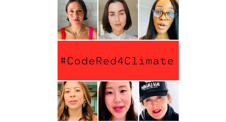 Beauty Brands Pause Social Media to Advocate for Key Climate Policy