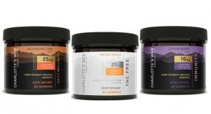 Charlotte's Web Launches New Hemp CBD Gummies