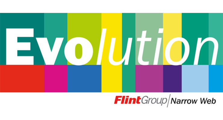 Flint Group Narrow Web Introduces Evolution Series of Coatings for Enhanced Recycling