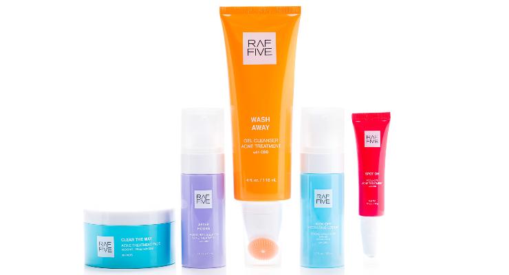 Zelira Therapeutics Launches RAF FIVE Acne Product Line