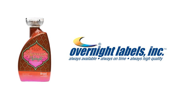 Overnight Labels Earns Best of Category Premier Print Award