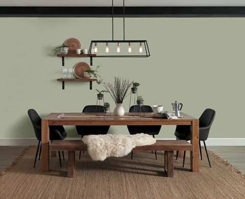 SICO Paint by PPG Unveils 2022 Colour of the Year: Cool Current