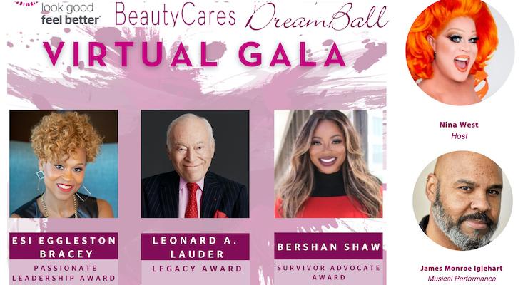 Leonard Lauder To Win Legacy Award: Attend the Virtual DreamBall Tonight