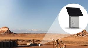Sensirion's Nubo Sphere Sensor Locates Methane Leaks Reliably