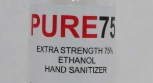 Health Canada Suspends Hand Sanitizer Company's State License