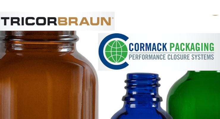 TricorBraun To Acquire Cormack Packaging