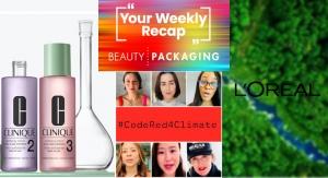 Weekly Recap: Estée Lauder Advances Sustainable Packaging, Brands Pause Social Media & More