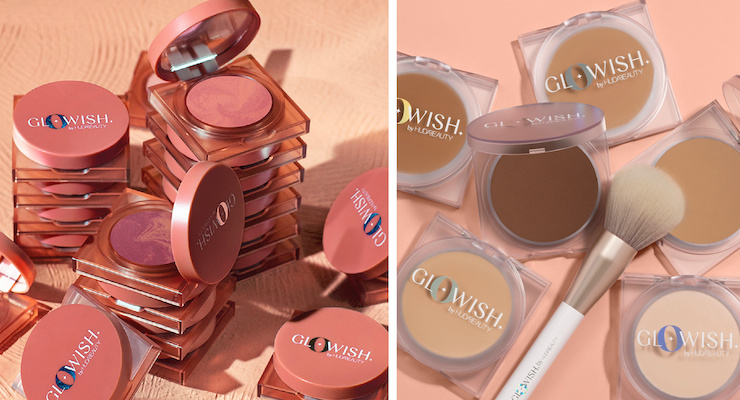 Huda Beauty To Expand the GloWish Collection with 2 New Launches