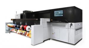 Durst Wins Pinnacle InterTech Award for P5 TEX iSUB Inkjet Printer