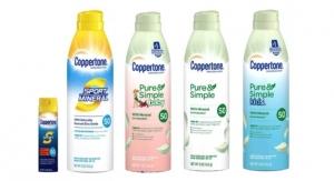 Beiersdorf Recalls Five Coppertone Sunscreens