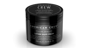 Ahead of National No Beard Day, American Crew Introduces Lather Shave Cream
