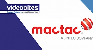 Mactac highlights security labelstocks in new VideoBite