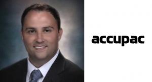 Accupac Welcomes Chad Holzer as CEO