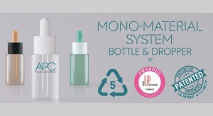 APC Packaging Launches Sustainable Mono-Material System Dropper & Bottle