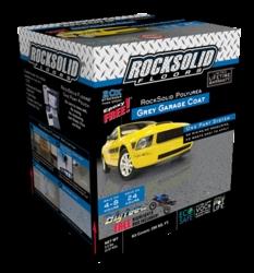 RockSolid Floors Polyurea Garage Coat earns 100% approval rating from Handyman Club of America