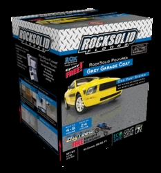 RockSolid Floors Polyurea Garage Coat earns 100% approval rating from Handyman Club of America