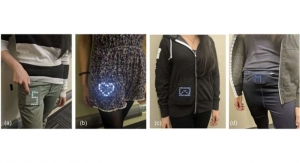 Smart Displays That Show Information Through Fabric May Be Next Wave of Wearables