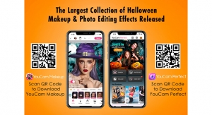 YouCam Makeup App Offers Photo Editing Effects for Halloween 2021