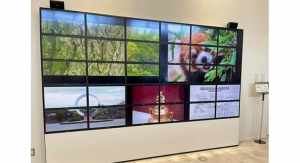 A Large Tiled Display by JOLED Displays to be Installed at Nomi Furusato Museum
