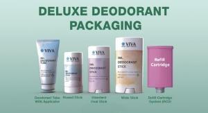 Viva Will Present New Sustainable Deodorant Sticks