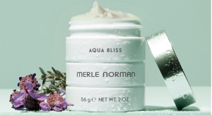 Merle Norman Cosmetics Dives Into World of Clean Beauty With Aqua Bliss Skin Care