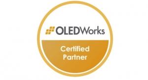 Five New Lighting Designers and Manufacturers Signed to OLEDWorks Channel Partner Program