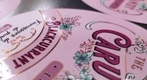 Next-generation labels with digital varnish