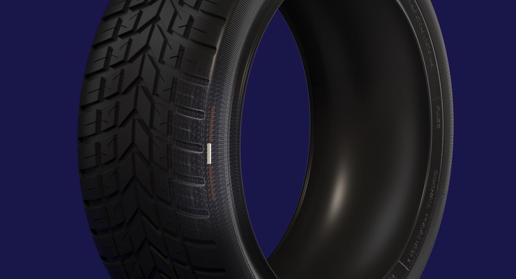 Avery Dennison debuts embedded UHF RFID tag for tire industry