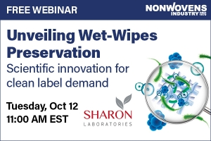 Unveiling Wet-Wipes Preservation: Scientific Innovation for Clean Label Demand