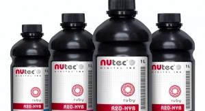 NUtec Digital Ink's UV LED Range Grows with Ruby R20-HYB Addition