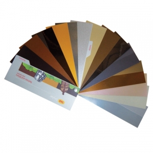 Tiger Drylac Powder Coatings introduces 'Natives and Aliens' color selection