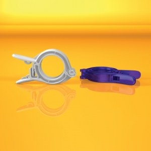 Value Plastics, a Nordson Company, Introduces a More User-Friendly, Single-Use Sanitary Clamp to Biopharmaceutical Market
